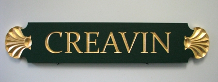 belmeade signs custom carved signs for home use